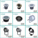 Wasserdichtes LED-Tiefbaulampen-Licht