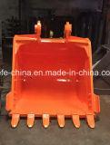 Cubetas da máquina escavadora de Hitachi Ex300