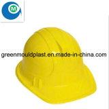 Capacete de plástico de segurança de produto do molde de injeção