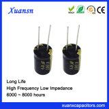 5X11mm 100V Elektrolytische Condensator 6.8 UF