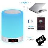 LED Bluetooth 스피커 접촉 센서 침대 곁 램프 (OG-JBL-07)