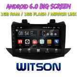 "Witson 9"" на большой экран Android 6.0 DVD для автомобилей Chevrolet Trax 2017"
