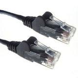 Fluke paso de la prueba de categoría 6 UTP LSZH cable de red