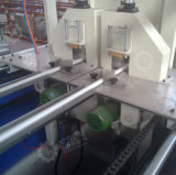 Automatic 2 Cutter Design PVC Pipes Extrusion Line/PVC 2 Pipe Making Machine