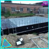 Type neuf réservoir d'eau souterrain cubique de Bdf