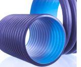 HDPE Prijs van de Waterpijp van het Polyethyleen de Dubbele Muur Golf