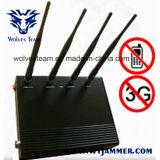 De regelbare 5-band Stoorzender van het Signaal van de Telefoon van de Cel