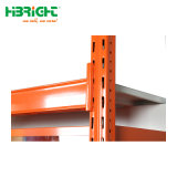 Visor de metal Rack Pesado de depósito de rack
