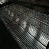 Tubo de acero galvanizado Aplicación para la estructura de acero