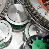 Automatische Gebottelde het Vullen van de Lijst Mineraalwater Machine