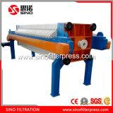 China que lleva fabricantes horizontales de la prensa de filtro de los PP