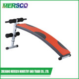La strumentazione portatile di forma fisica di ginnastica scherza il banco compatto registrabile del piccolo peso