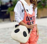 형식 판다 모양 핸드백 Crossbody 끈달린 가방을%s 가진 귀여운 어깨에 매는 가방