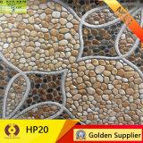 Fuera del azulejo de suelo de cerámica rústico de la decoración de los 30X30cm (HP16)