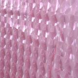 Un nettoyage facile Soft rideau de douche double en 3D avec le drapé bien