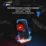 Портативный сотовый телефон Автомобильный держатель для зарядного устройства беспроводной связи Wireless зарядное устройство для мобильных телефонов Samsung