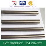 SUS201, 304, tubo de acero Finished de Stainelss del satén 316 320g