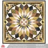Los materiales de construcción patrón personalizado Alfombra mosaico (VA12P6075, 600x600mm+1200X1200mm)