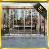 InnenmetallEdelstahl-Sicherheits-Glaseintrag-Tür