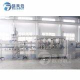 Água mineral pura do frasco plástico automático que faz a máquina de enchimento