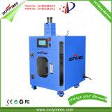 Ocitytimes F4 de grosor del cartucho de CBD de aceite de máquina de llenado con 2 elementos de calefacción