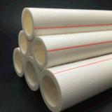 La haute pression de couleur blanche d'isolation des tuyaux en plastique antistatique PPR pour eau chaude et froide