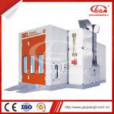 중형 버스 (GL9-CE)를 위한 직업적인 제조자 Guangli 상표 고품질 자동 색칠 장비 살포 부스