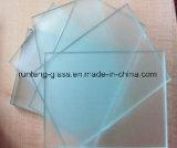 o ácido do cetim de 4mm gravou vidro Tempered do Sandblasting com melhor qualidade