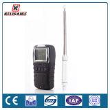 Gaz d'intérieur portatif approuvé de la CE détectant le détecteur de gaz d'O2 de Kelisaike