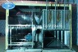 Congelação fluidificada para o congelador da fruta e verdura IQF