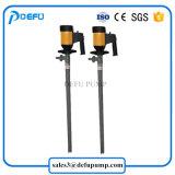 中国の製造業者手操作電気オイルドラムポンプ