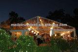 20mのスパンのキャンバスの販売のための屋外の結婚披露宴のイベントのテント