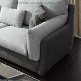 321 Gewebe-Sofa mit Feder-Kissen für Wohnzimmer-Möbel