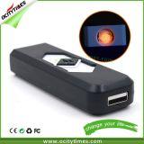 2016 de Hete Goedkope Plastic Witte Navulbare Aansteker USB van de Verkoop