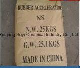 Caoutchouc TBBS chimique de l'accélérateur (NS) CAS 95-31-8