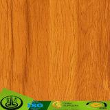 Documento decorativo della melammina di legno del grano per compensato