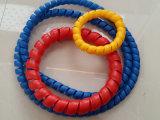 Pp.-gewundene Plastikhülse für Kabel