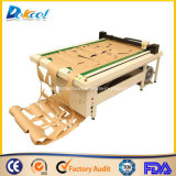 Machine de découpe à couteaux oscillants EVA / Plotter à couper en mousse / carton