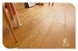 Изготовлены из дуба полом, со специальным покрытием, шероховатый, УФ-смазанный деревянный пол