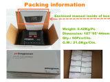 Des Soc-PWM batterie-Controller Steuersolarhauptsystems-LCD Solarder bildschirmanzeige-30A 20A 10A 15A