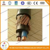 ASTM concentriques cuivre ou aluminium ASTM de câble en cuivre ou aluminium câble concentrique