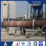 Roterende Oven van de Kalk van de hoge Efficiency de Snelle die in China wordt gemaakt