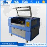 Jinan-kleine Mini-CO2CNC Laser-Gravierfräsmaschine für Holz