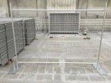 2.1mx2.4m temporärer Baustelle-Zaun