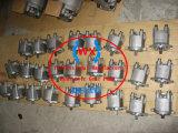 元の日本小松PC40。 PC50uuの掘削機油圧ギヤポンプ。 OEM小松は部品番号をポンプでくむ: 705-41-03070小型ポンプ予備品