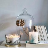 Handgemachte Pfosten-Kerzen mit getrockneten Blumen-und Blatt-Einbeziehungen für Hauptdekor