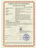 Orbita Quality Quality Safe Safe pour le marché de l'Arabie Saoudite