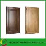 дверь шкафа трасучки твердой древесины клена/березы 18mm