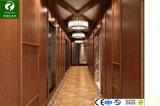 Línea de la esquina plástica de madera interior del compuesto WPC