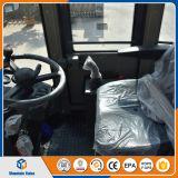 La Chine machine de construction bon marché mini-chargeur chargeuse à roues 2tonne pour la vente